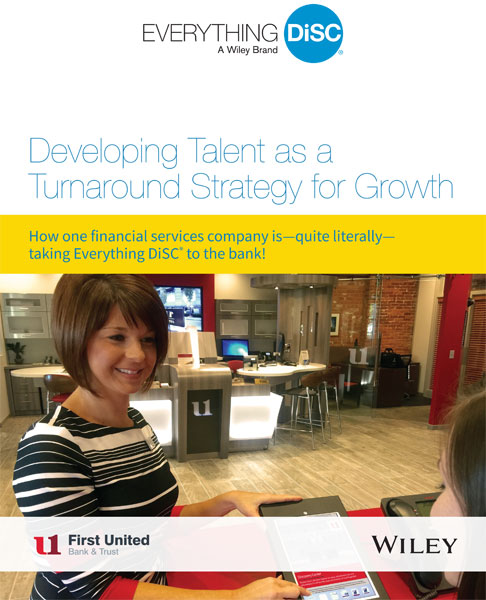 Developing Talent as a Turnaround Strategy for Growth Case Study